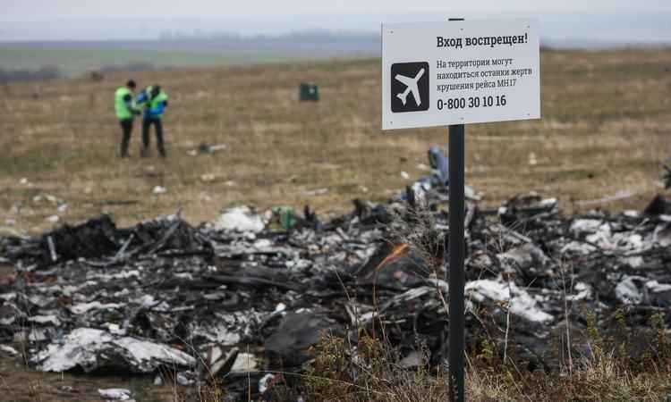 """ЕС призывает Россию признать ответственность за сбитый """"малазийский"""" Boeing"""