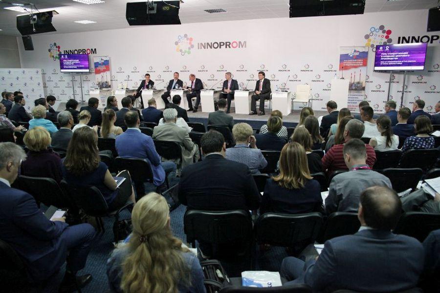 ООО «Проектэлектротехника» на IX Международной промышленной выставке «Иннопром»
