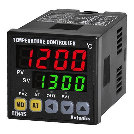 Новый тип температурных контроллеров высокой точности серии TZN от Autonics