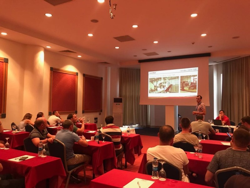 Компания «Уралэнерго» и DKC провели конференцию в Турции