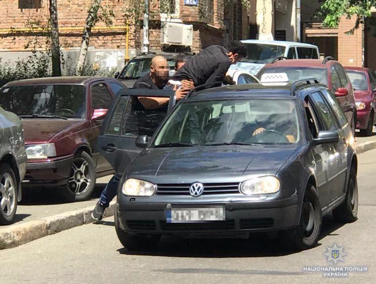 Похитителями сына дипломата в Киеве оказались египтяне