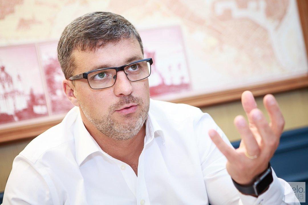 Порошенко уволил Мондриевского с поста главы Подольской РГА
