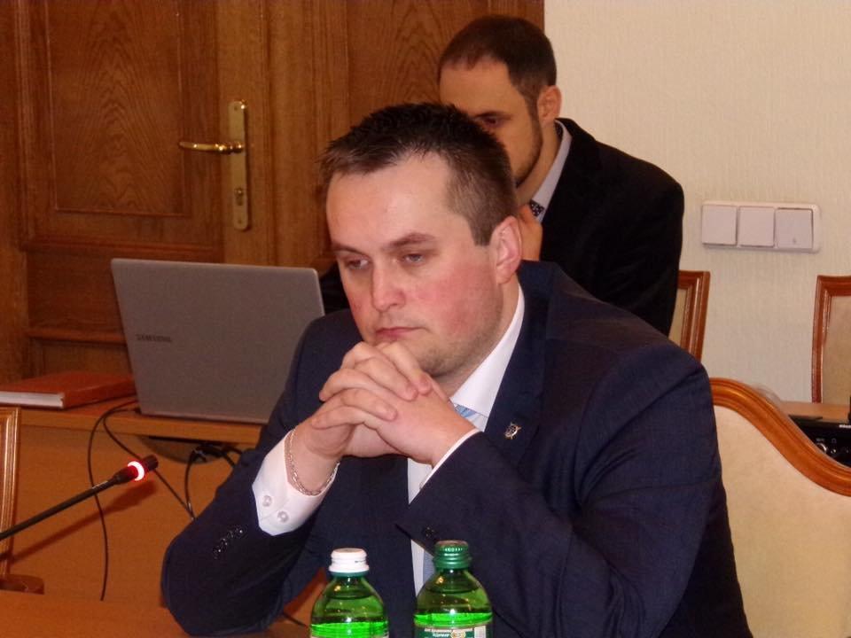 Посольство США прокомментировало решение комиссии по Холодницкому