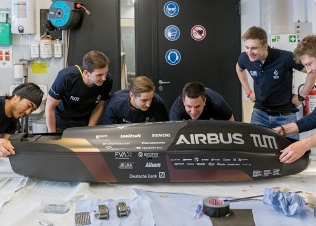 Поставлен новый рекорд для Hyperloop