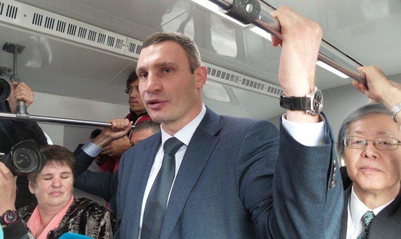 Проезд в транспорте Киева сегодня подорожал до 8 грн