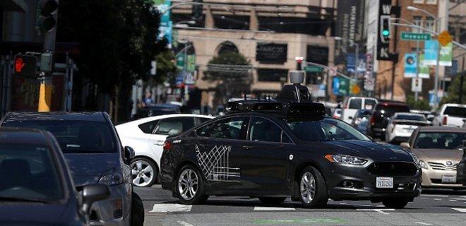 Uber не будет разрабатывать беспилотные грузовики