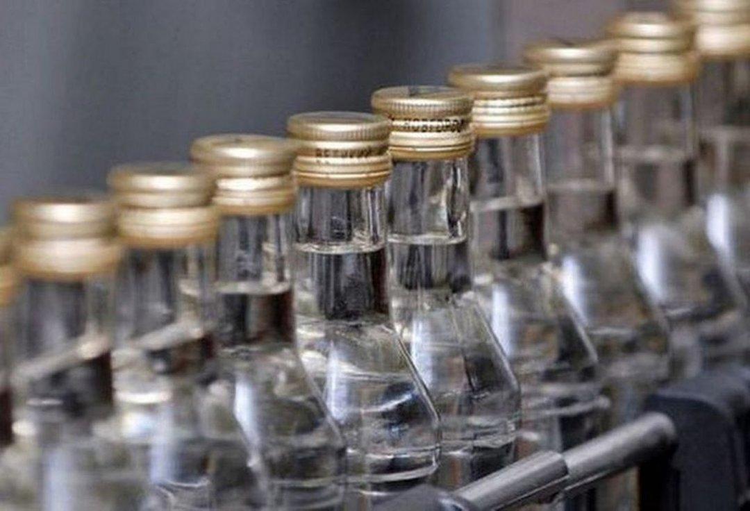 В Киевской области изъяли фальсифицированный алкоголь на более 10 млн гривен