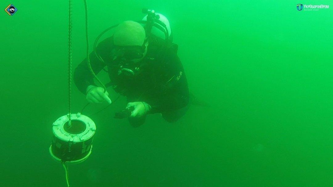 """В Укроборонпроме испытали систему """"Ятрань"""" по выявлению подводных лодок"""