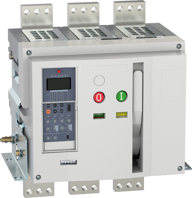 OptiMat A с передним присоединением до 2500 А