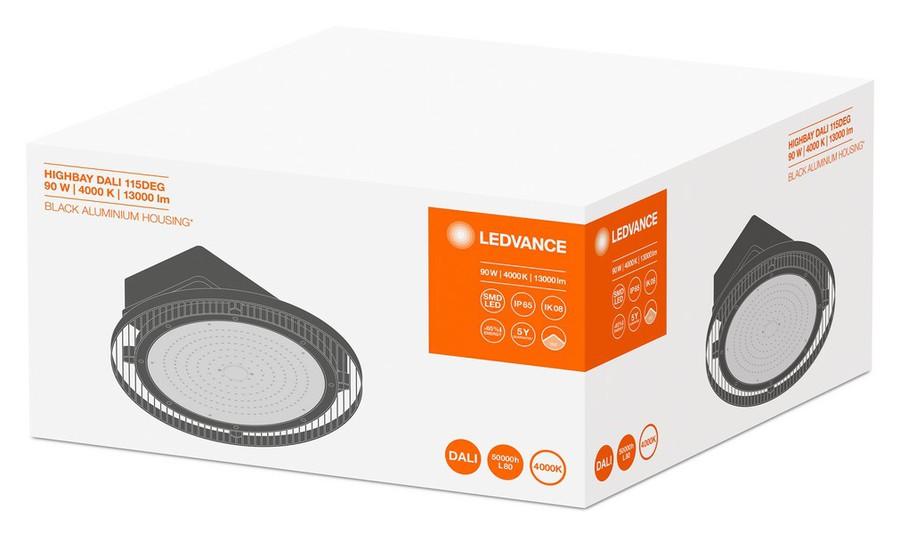 Светильники LEDVANCE для работы в тяжелых условиях — новое слово в промышленном освещении