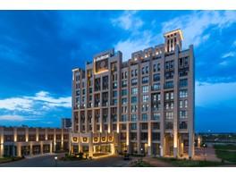 Тропическое исполнение светильников IntiLED для пятизвездочного гостиничного комплекса The Local
