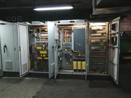 ЧАО «ЭЛАКС» изготовил и поставил комплектный тиристорный привод для обжиговой печи № 1 ЧАО «ПГОК»