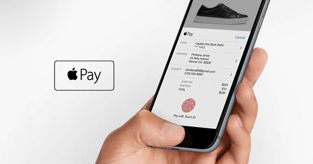 Еще в одном банке Украины появился Apple Pay