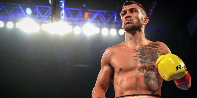 Ломаченко признан лучшим боксером мира независимо от весовой категории