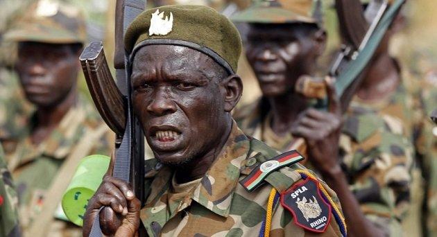 В Южном Судане закончилась гражданская война