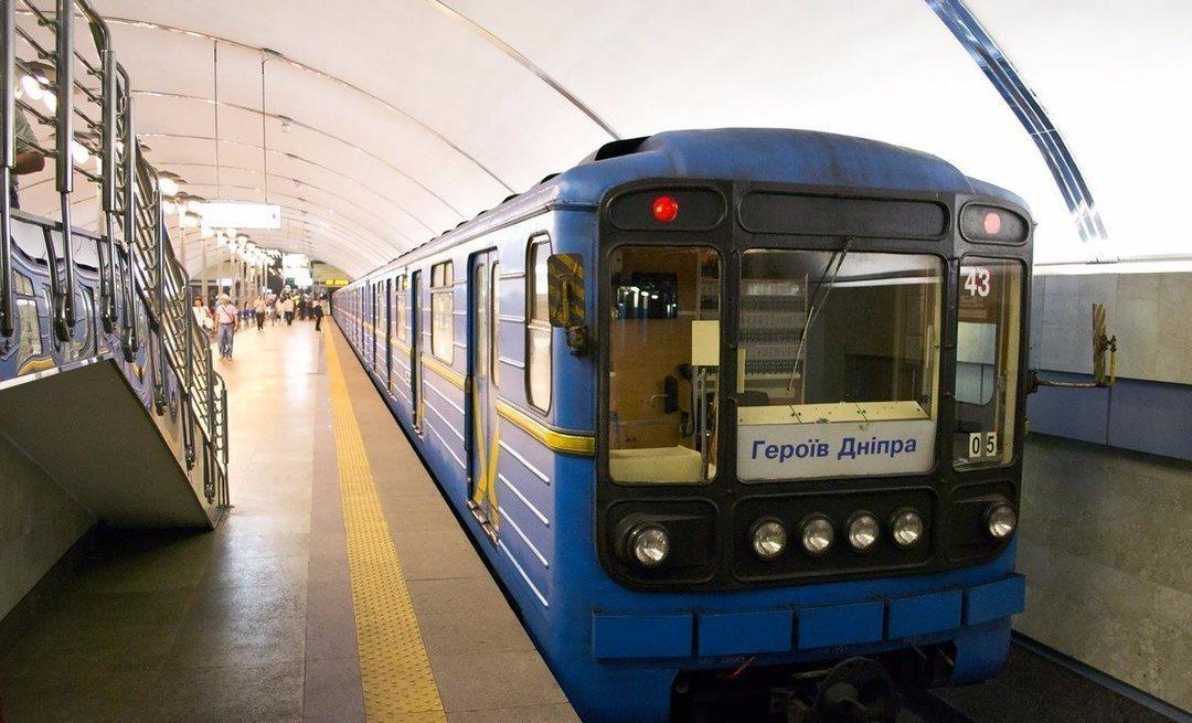 Во вторник из-за футбола киевское метро будет работать на час дольше