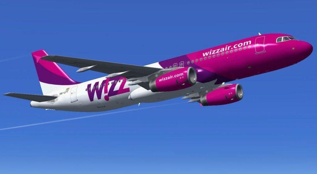 Wizz Air разместит четвертый самолет на базе в Киеве
