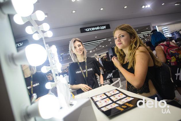 Первый пошел — как флагманский магазин H&M в Lavina Mall открывали