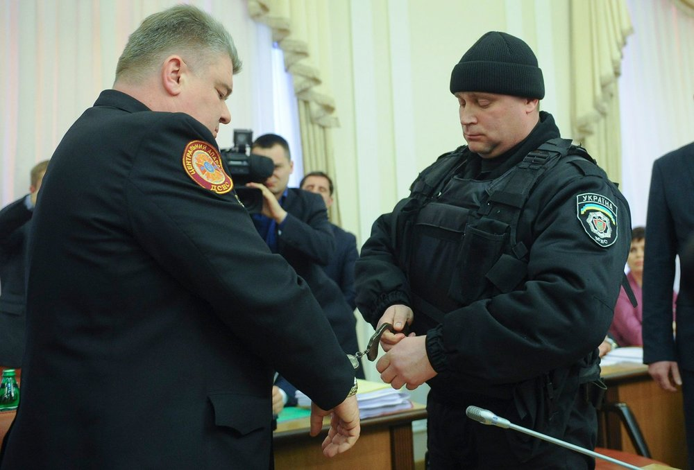 Бочковского снова не пустили на рабочее место