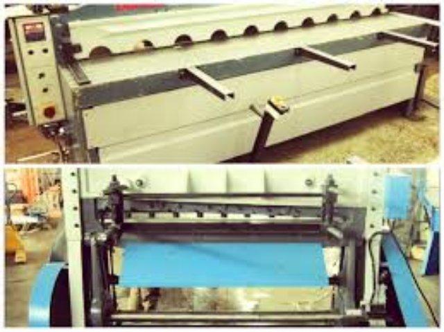 Производство гильотин и станков
