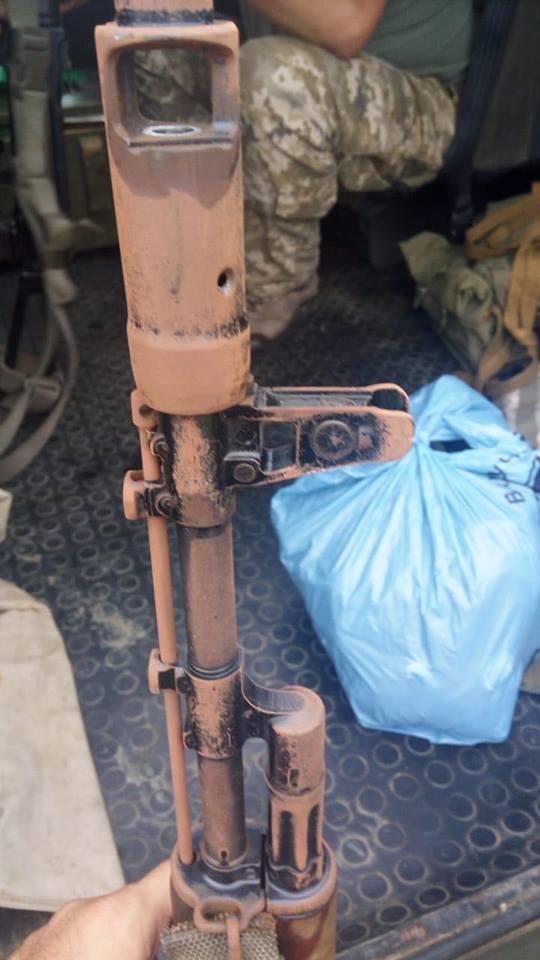 Выбросы в Армянске: Пять пограничников уже госпитализированы