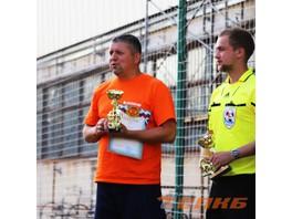 «СПКБ Техно» взял «бронзу» в турнире по мини-футболу среди кабельных заводов Подольска