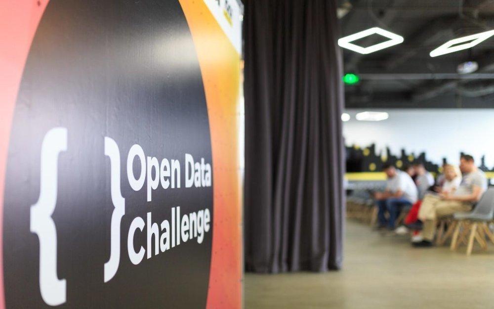 6 украинских стартапов выиграли 2,5 млн гривен на конкурсе Open Data Challenge