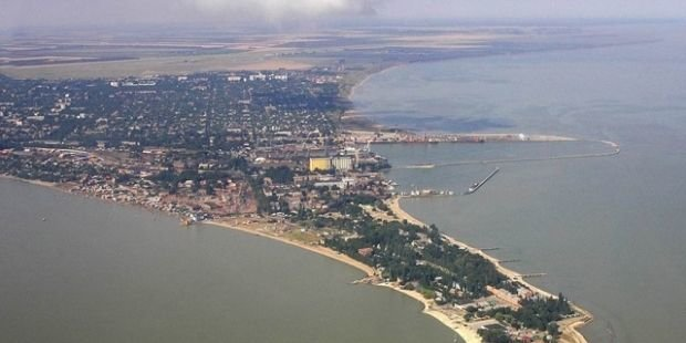 Украина усилила военное присутствие вдоль побережья Азовского моря