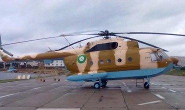 В Афганистане разбился молдавский вертолет, погибли два украинца и 10 афганских военных
