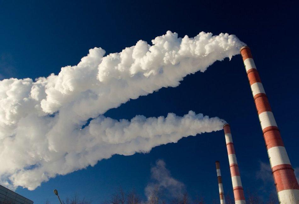 Возле Крыма в воздухе обнаружили токсичные вещества — Госпогранслужба