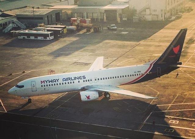 """В октябре еще одна компания будет летать из """"Борисполя"""" в Тбилиси"""
