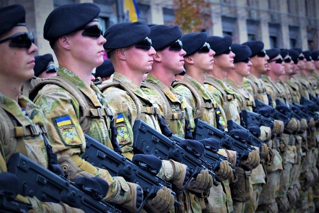 В Украине появится еще одна бригада морской пехоты