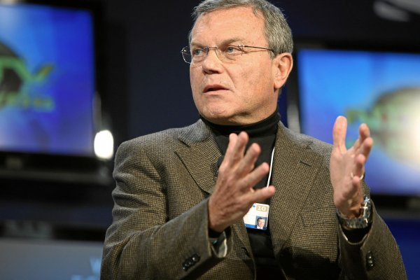 В результате скандала директор рекламного холдинга WPP Соррелл ушел в отставку