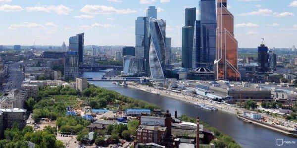 Столица РФ вошла в пятерку самых привлекательных для инвесторов городов Европы