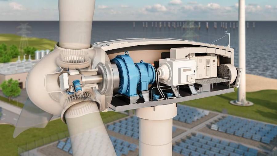Компания Rittal приняла участие в выставке WindEnergy Hamburg