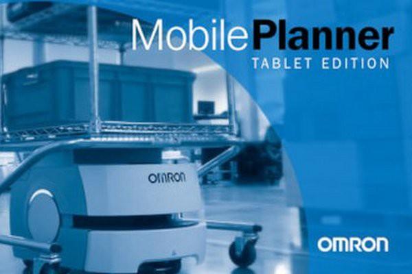 Выпущена новая планшетная версия MobilePlanner для контроля и управления роботами на производстве