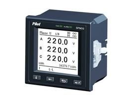 «Энергометрика» представляет SPM33 – анализатор электроэнергии