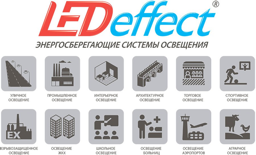 Компания ООО «ЛЕД-Эффект»
