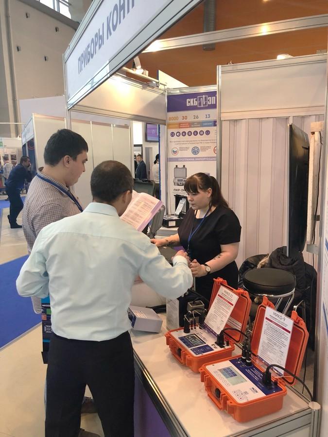 Новые разработки «СКБ ЭП» на Международном форуме «Электрические Сети»
