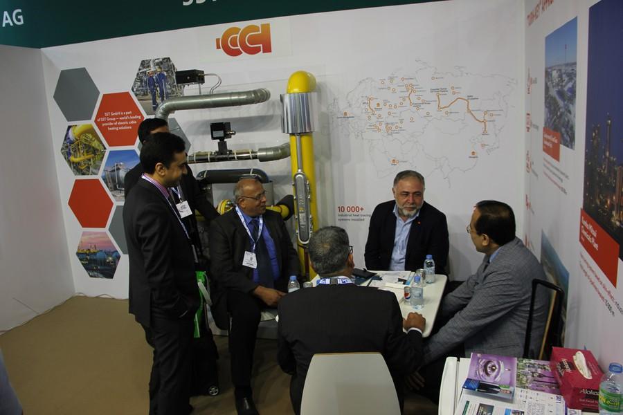 Итоги Adipec: решения ГК «ССТ» интересны Ближнему Востоку