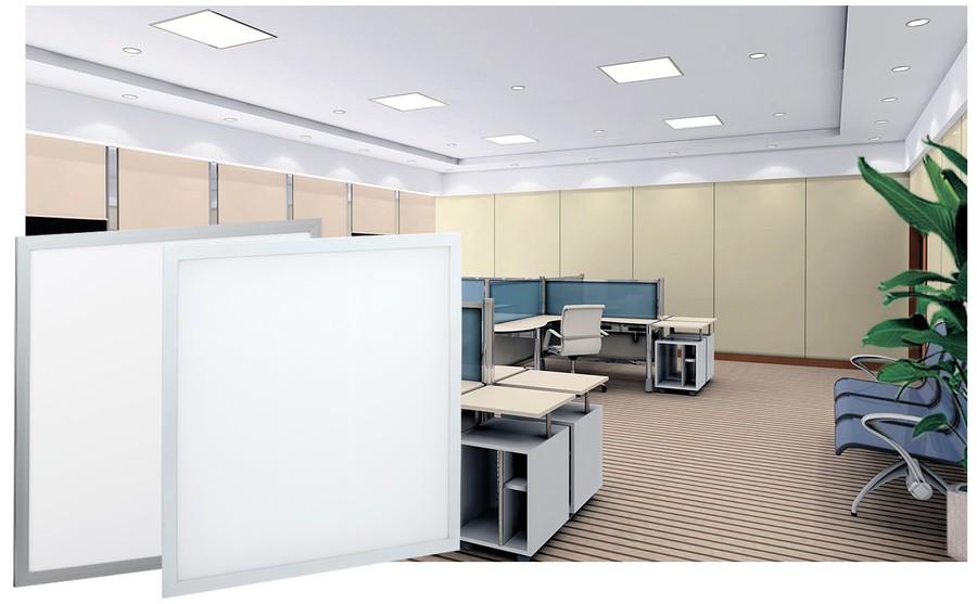 IEK Group обновляет ультратонкие светодиодные панели ДВО 36 Вт IEK® с белой рамкой