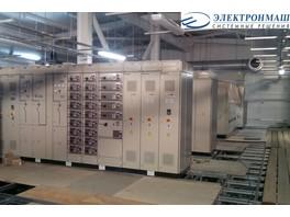 «Электронмаш» установил комплекс электрооборудования собственного производства на Омском НПЗ